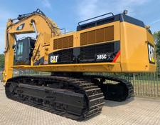 Caterpillar 385CL Long Reach and standard reach