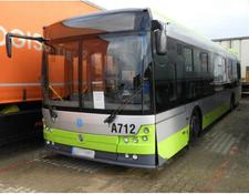 SOLBUS city bus Solcity 12 LNG