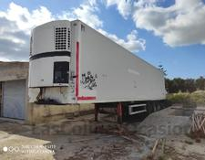 MIROFRET refrigerated semi-trailer TRS3/1F13