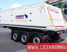 Schmitz Cargobull tipper semi-trailer Gotha SGF-S3 , 29m3 , lift axle , 2019, LIKE NEW
