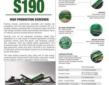 Mc Closkey S190