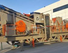 Constmach mobile crushing plant 50 tph CAPACITY MOBILE CRUSHING PLANT FOR SALE
