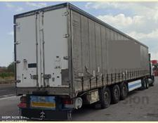 refrigerated semi-trailer SICAL SE3