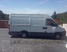 Iveco closed box van Daily