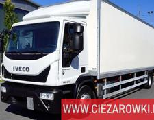 Iveco isothermal truck Eurocargo 160E21 , E6 , 4x2 , 21 EPAL , box 8,5m , side door , l