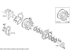 brake disk for IVECO EuroCargo (03.2008->) FG 110 truck