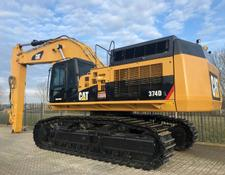 Caterpillar 374DL Long Reach 2012