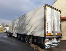 Krone refrigerated semi-trailer SDR