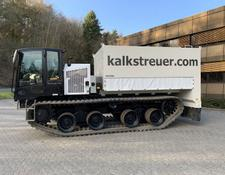 PRINOTH tracked dumper T12 with cementspreader 12 m³