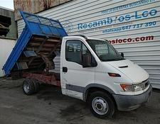 Iveco dump truck < 3.5t Daily II 50 C 15 2616 Daily II 50 C 15